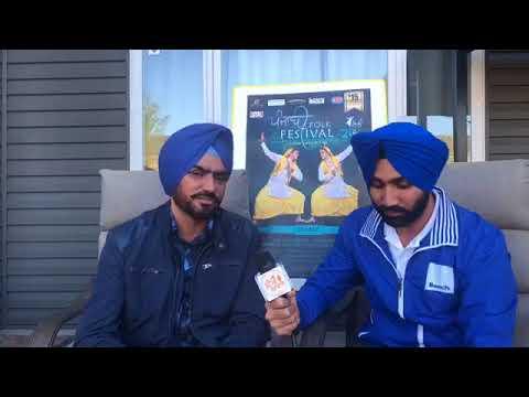 ਭੰਗੜੇ ਦੇ ਬਾਦਸ਼ਾਹ Gursewak Sidhu ਹੋਰਾਂ ਨਾਲ ਗੱਲਾਂ-ਬਾਤਾਂ   Qaumi Awaaz Punjabi Radio