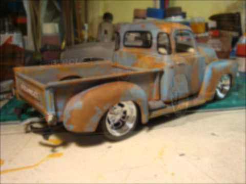 Amt 50 Chevy Truck