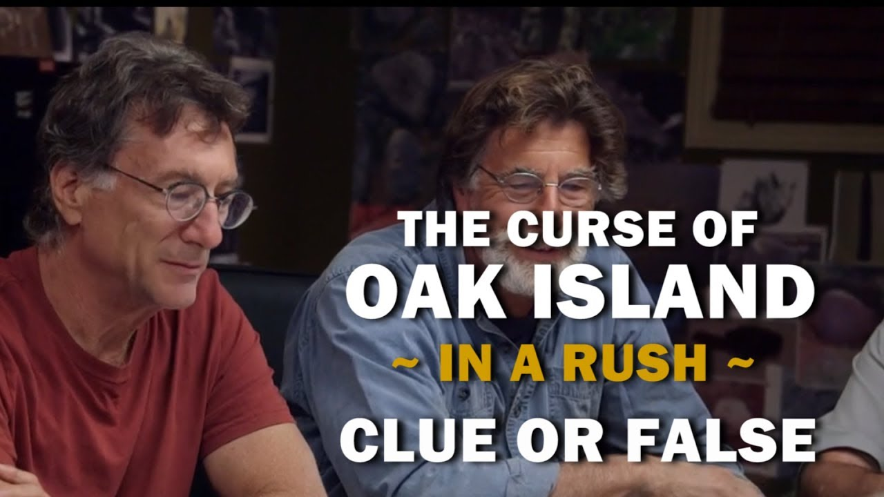 curse of oak island voyage to the bottom of the cenote