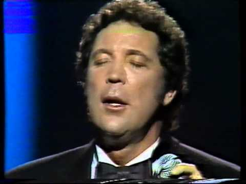 Tom Jones - A boy from nowhere live at the Palladium