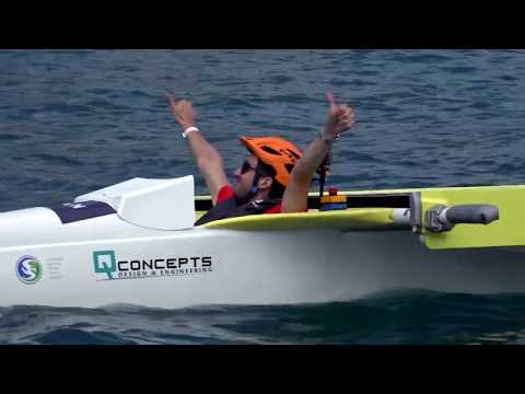 Monaco Solar & Electric Boat Challenge