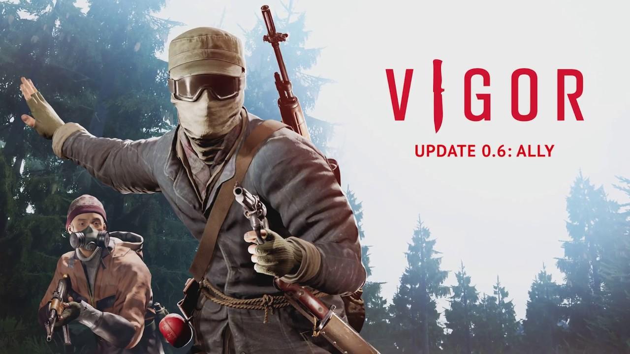 Vigor – 0 6 Update Trailer
