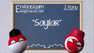 Kelas Bahasa Turki: 2. Konu - Angka Dalam Bahasa Turki
