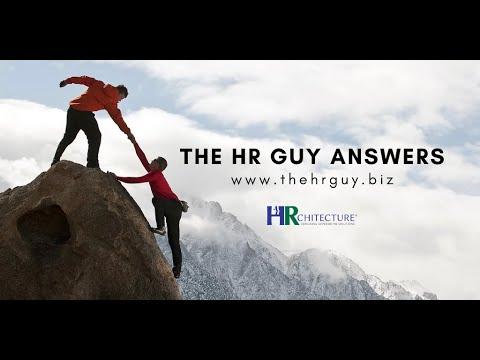 The HR Guy Tips: #MeToo