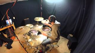 sleeping with sirens who are you now drum cover