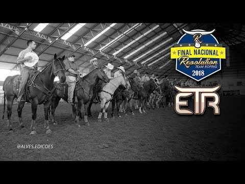 2ª Etapa ETR 2019 - 4ª Etapa Revolution Team Roping