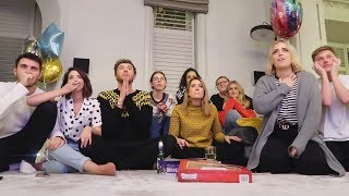 FAMILY & FRIENDS REACT TO STRICTLY FINAL!