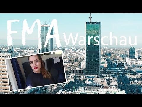 WARSCHAU Vlog! Unser Wochenende in Polen