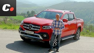 Mercedes-Benz Clase X pickup | Prueba / Test / Review en español | coches.net