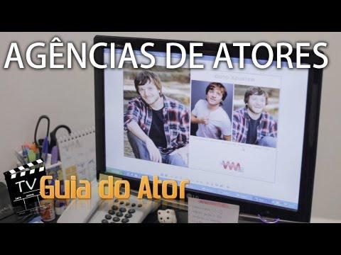 COMO FUNCIONAM AS AGÊNCIAS DE ATORES - TV GUIA DO ATOR (Programa 47)