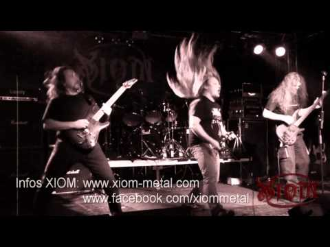 "XIOM ""Glorious Sin"" live at ""Hellraiser Leipzig"" 15. 12. 2012"