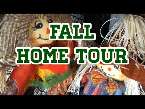 FALL HOME TOUR • CRAFT TODAY WITH RITA RENAE