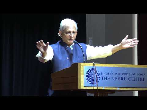 Sri M - Search for Happiness According to Vedanta - Talk in London
