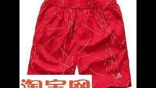 Обзор спортивных шорт Adidas из Китая (Taobao)