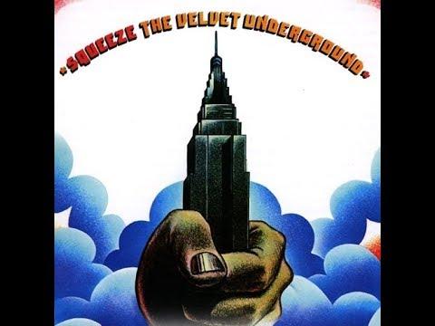 Velvet Underground, Squeeze 1973 (vinyl record)