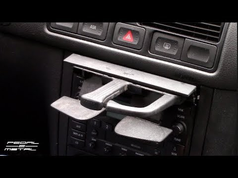 VW Mk4 Golf GTi Jetta Cup Holder Replacement | Quick DIY