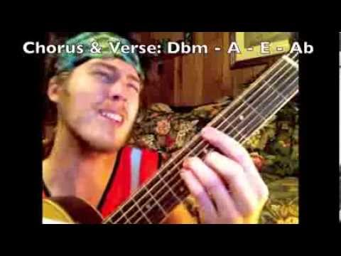 Aloha Ke Akua (HOW TO PLAY on Guitar) by Nahko Bear & Medicine for ...