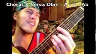 Aloha Ke Akua (HOW TO PLAY on Guitar) by Nahko Bear & Medicine for the People
