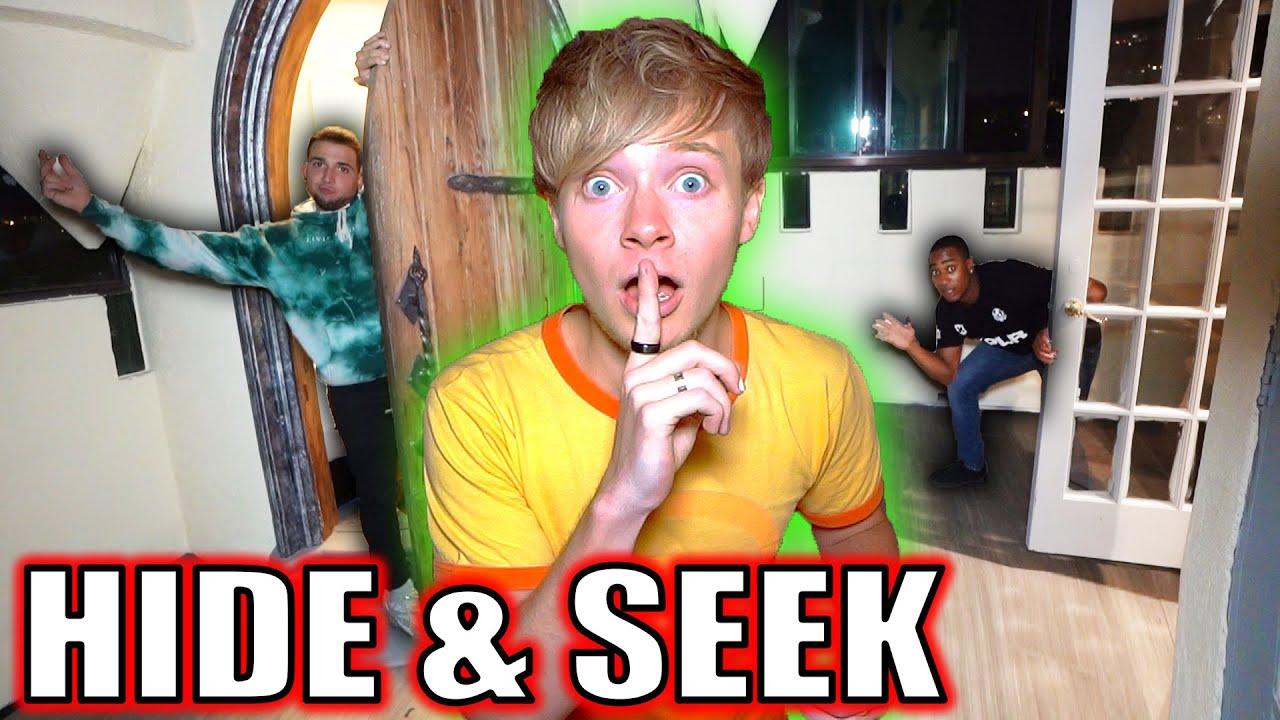 Download HIDE AND SEEK in a CASTLE!   Sam Golbach