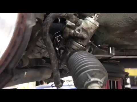 2008 Hyundai Tucson 2 7l V6 4wd Rack And Pinion Replace
