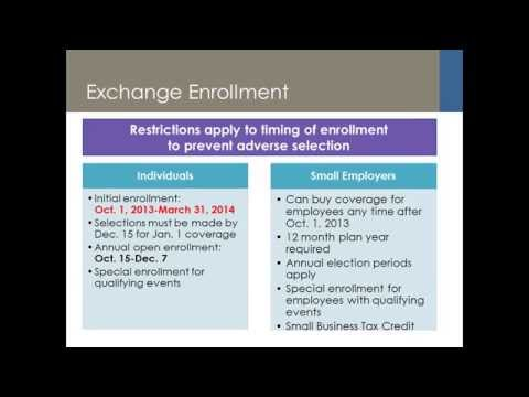 WEBINAR: Affordable Care ActWhat s New and How to Prepare for 2015