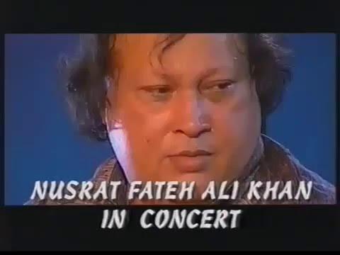 Nusrat Fateh Ali Khan - Akhiyaan Udeek...