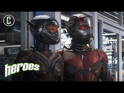 Ant-Man and The Wasp: Is this the Hope We've Been Waiting For? - Heroes