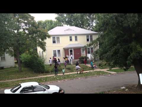 OMAHA NEBRASKA HOOD LIFE 33rd AND FRANKLIN ST. PART 1