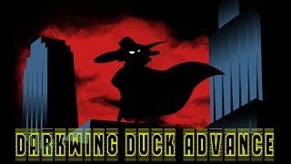 Darkwing Duck Advance прохождение. Ачивки Default + No death | Игра на (Dendy, Nes, 8 bit) Стрим RUS