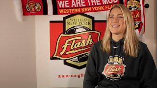 Flash Focus: Abby Dahlkemper