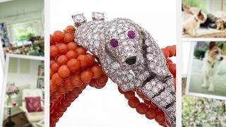 Carolina Herrera Curates Magnificent and Noble Jewels