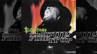 Busta Rhymes - Fire It Up (1997)  ** Explicit Rare **