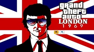 Grand Theft Auto London Gameplay (HUN)