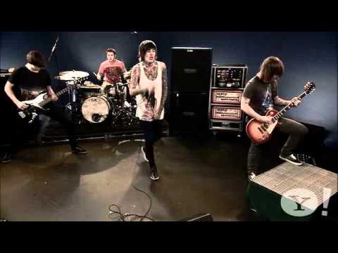 Bring Me The Horizon - Crucify Me (Exclusive Performance Yahoo! Music)