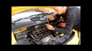 Replacing Spark plug Tube seals Well Seals Spark plug leaks Rocker Cover Seals