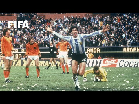 1978 WORLD CUP FINAL: Argentina 3-1 Netherlands