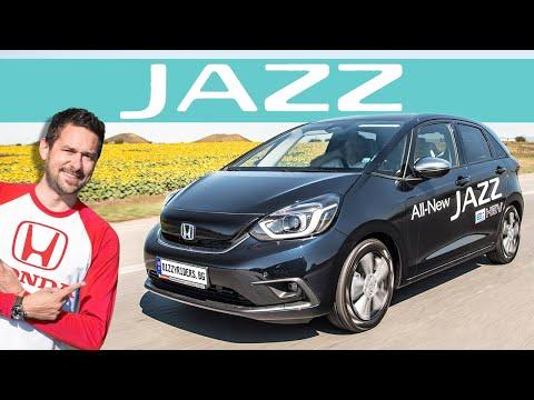 ONE SHOT: Новата Honda Jazz!