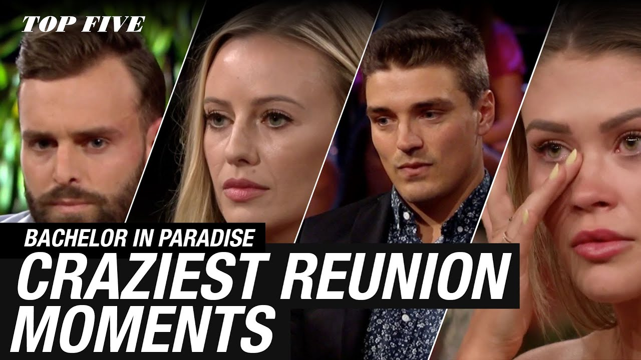 Download Top Five Craziest Reunion Moments | Bachelor in Paradise