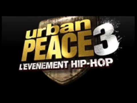 URBAN PEACE 3 - PSY 4 DE LA RIME