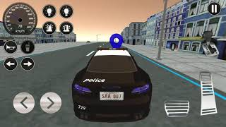 Real Police Car Driving v2 Simulator - Police Car Android Gameplay
