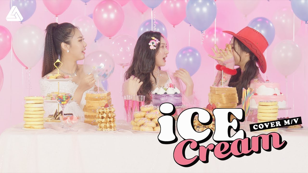 "SG Entertainment Reveals New Trainee with BLACKPINK's ""ICE CREAM"" Music Video Cover"