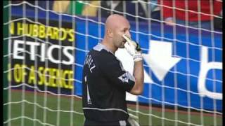 Barthez Save V Fulham 2002