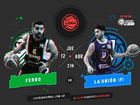 Liga Nacional: Ferro vs. La Unión | #LaLigaEnTyCSports