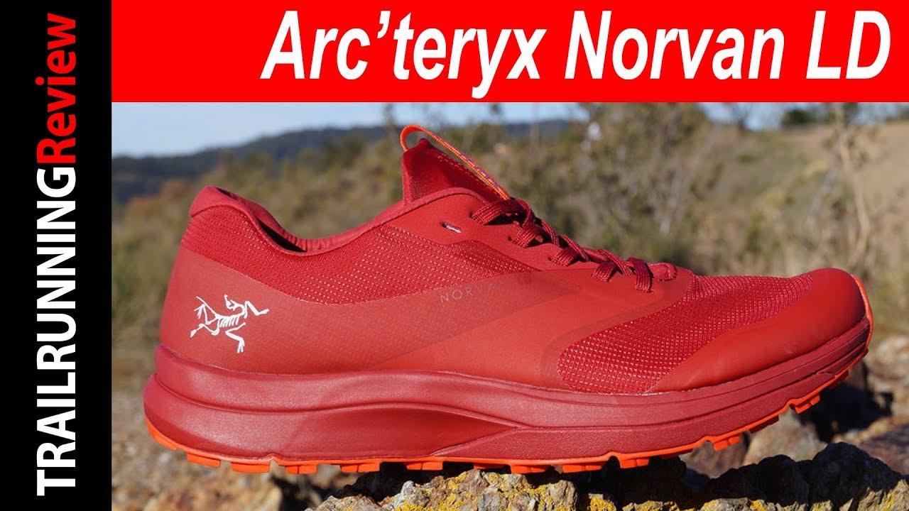 Arc'teryx Norvan LD Review