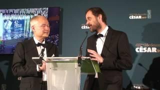 Cesar 2017 - Meilleur film d'animation - Ma vie de Courgette d Claude Barras