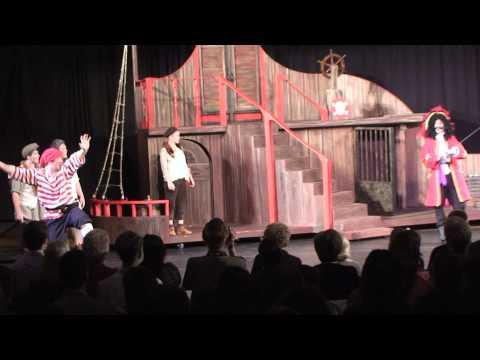 Peter Pan: Sword Fight Peter & Hook.mov