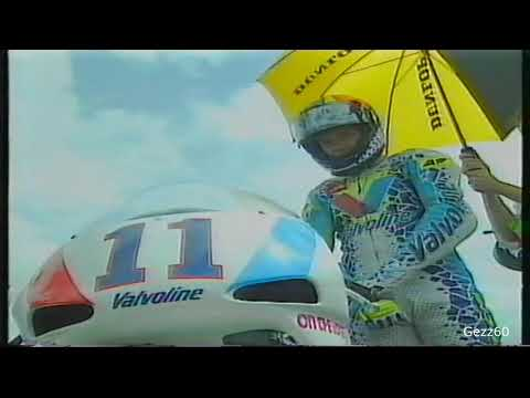 British Motorcycle GP 1993 Donington Park
