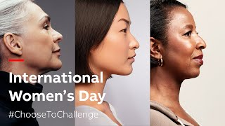 International Women's Day 2021 - ABB women #ChooseToChallenge
