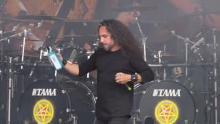 METAL ALLEGIANCE - Bloodstock 2016 - Full Set Performance