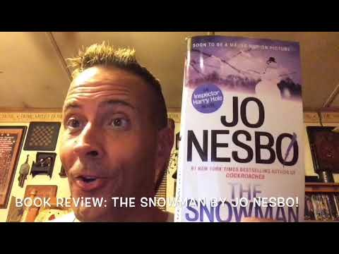 Book Review: The Snowman By Jo Nesbo!